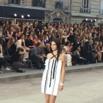 Kendall Jenner chez Chanel
