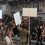 Défilé Chanel printemps-été 2015 au Grand Palais de Paris