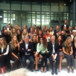 Le front-row chez John Galliano