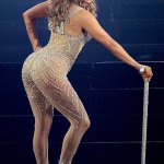 Jennifer Lopez en Zuhair Murad lors de son 'Dance Again' world tour (4)