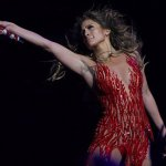 Jennifer Lopez en Zuhair Murad lors de son 'Dance Again' world tour (5)