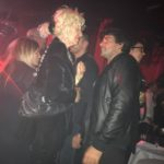 Ellen Von Unwerth en pleine confidences à la #CR1999 party durant la fashion week PAP printemps-été 2018 à Paris