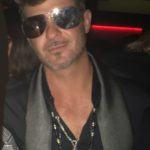 Robin Thicke à la #CR1999 party durant la fashion week PAP printemps-été 2018 à Paris