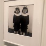 Identical Twins - Diane Arbus - 1967 - Etre moderne le MOMA a Paris - Fondation Louis Vuitton - Jusqu'au 5 mars 2018 - credit photo GUYSANDPEOPLE